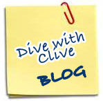 Dive with Clive Blog